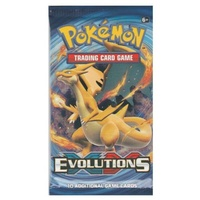 Pokemon XY Charizard Artwork Evolutions Booster Pack BRAND NEW AND SEALED TCG