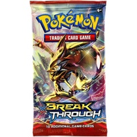 Pokemon XY Breakthrough Booster Pack BRAND NEW AND SEALED TCG