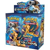 Pokemon XY Evolutions Booster Box BRAND NEW AND SEALED TCG 36 packs