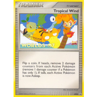 Tropical Wind DP05 Black Star Promo Holo Pokemon Card NEAR MINT TCG