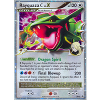 Rayquaza C LV.X DP47 Black Star Promo Holo Pokemon Card NEAR MINT TCG