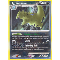 Tyranitar 30/100 DP Stormfront Rare Pokemon Card NEAR MINT TCG