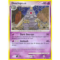 Dusclops 34/100 DP Stormfront Uncommon Pokemon Card NEAR MINT TCG