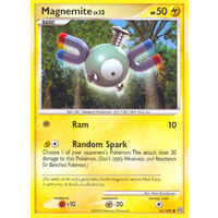 Magnemite 67/100 DP Stormfront Common Pokemon Card NEAR MINT TCG