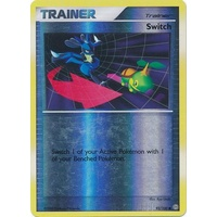 Switch 93/100 DP Stormfront Reverse Holo Common Trainer Pokemon Card NEAR MINT TCG