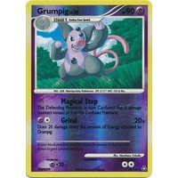 Grumpig 56/146 DP Legends Awakened Reverse Holo Uncommon Pokemon Card NEAR MINT TCG