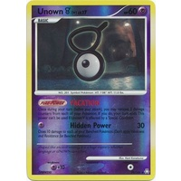 Unown V 79/146 DP Legends Awakened Reverse Holo Uncommon Pokemon Card NEAR MINT TCG