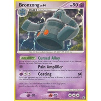 Bronzong 16/100 DP Majestic Dawn Rare Pokemon Card NEAR MINT TCG