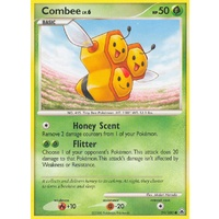 Combee 59/100 DP Majestic Dawn Common Pokemon Card NEAR MINT TCG