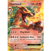 Charizard EX 12/108 XY Evolutions Holo Ultra Rare Pokemon Card NEAR MINT TCG