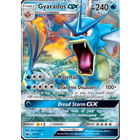 Gyarados GX 18/111 SM Crimson Invasion Ultra Rare Holo Pokemon Card MINT TCG