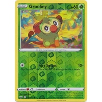 Grookey 10/202 SWSH Base Set Reverse Holo Common Pokemon Card NEAR MINT TCG