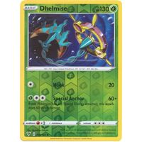 Dhelmise 19/185 Vivid Voltage Reverse Holo Uncommon Pokemon Card NEAR MINT TCG