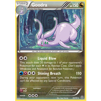 Goodra 60/98 XY Ancient Origins Holo Rare Pokemon Card NEAR MINT TCG