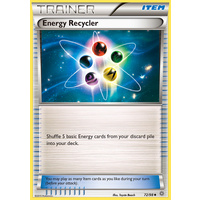 Energy Recycler 72/98 XY Ancient Origins Uncommon Trainer Pokemon Card NEAR MINT TCG