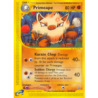 Primeape 29/147 E-Series Aquapolis Rare Pokemon Card NEAR MINT TCG