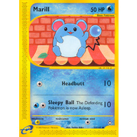 Marill 53/147 E-Series Aquapolis Uncommon Pokemon Card NEAR MINT TCG