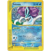 Suicune H25/H32 E-Series Aquapolis Holo Rare Pokemon Card NEAR MINT TCG