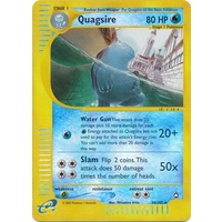 Quagsire 30/147 E-Series Aquapolis Reverse Holo Rare Pokemon Card NEAR MINT TCG