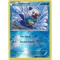 Oshawott 39/149 BW Boundaries Crossed Reverse Holo Common Pokemon Card NEAR MINT TCG
