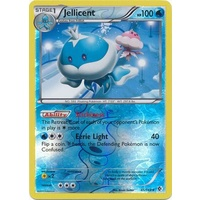 Jellicent 45/149 BW Boundaries Crossed Reverse Holo Rare Pokemon Card NEAR MINT TCG