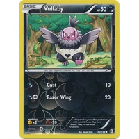 Vullaby 92/149 BW Boundaries Crossed Reverse Holo Common Pokemon Card NEAR MINT TCG