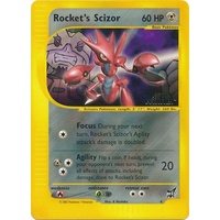 Rocket's Scizor 4 Winner Best of Promo Pokemon Card NEAR MINT TCG