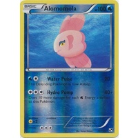 Alomomola 39/114 BW Base Set Reverse Holo Rare Pokemon Card NEAR MINT TCG