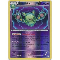 Reuniclus 57/114 BW Base Set Reverse Holo Rare Pokemon Card NEAR MINT TCG