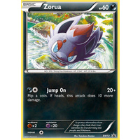 Zorua BW12 BW Black Star Promo Pokemon Card NEAR MINT TCG