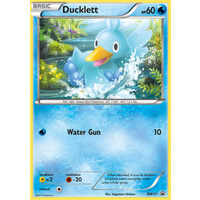 Ducklett BW17 BW Black Star Promo Pokemon Card NEAR MINT TCG