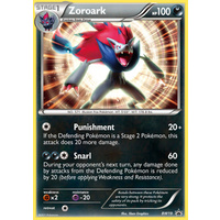 Zoroark BW19 BW Black Star Promo Pokemon Card NEAR MINT TCG
