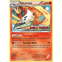 Volcarona BW40 BW Black Star Promo Pokemon Card NEAR MINT TCG