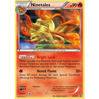 Ninetales BW66 BW Black Star Promo Pokemon Card NEAR MINT TCG