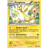Ampharos BW67 BW Black Star Promo Pokemon Card NEAR MINT TCG