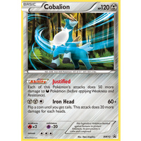 Cobalion BW72 BW Black Star Promo Pokemon Card NEAR MINT TCG