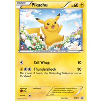 Pikachu BW77 BW Black Star Promo Pokemon Card NEAR MINT TCG