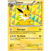 Jolteon BW91 BW Black Star Promo Pokemon Card NEAR MINT TCG
