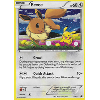 Eevee BW97 BW Black Star Promo Pokemon Card NEAR MINT TCG