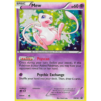 Mew BW98 BW Black Star Promo Pokemon Card NEAR MINT TCG