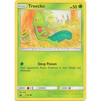 Treecko 7/168 SM Celestial Storm Common Pokemon Card NEAR MINT TCG