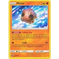 Minior 83/168 SM Celestial Storm Uncommon Pokemon Card NEAR MINT TCG