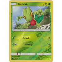 Treecko 8/168 SM Celestial Storm Reverse Holo Common Pokemon Card NEAR MINT TCG