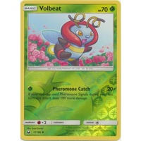 Volbeat 17/168 SM Celestial Storm Reverse Holo Uncommon Pokemon Card NEAR MINT TCG
