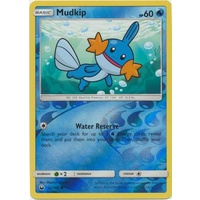 Mudkip 32/168 SM Celestial Storm Reverse Holo Common Pokemon Card NEAR MINT TCG