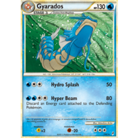 Gyarados 7/95 Call of Legends Holo Rare Pokemon Card NEAR MINT TCG