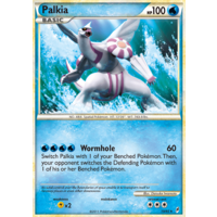 Palkia 19/95 Call of Legends Holo Rare Pokemon Card NEAR MINT TCG