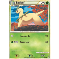 Bayleef 40/95 Call of Legends Uncommon Pokemon Card NEAR MINT TCG