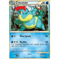 Croconaw 41/95 Call of Legends Uncommon Pokemon Card NEAR MINT TCG