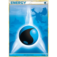 Water Energy 90/95 Call of Legends Holo Common Pokemon Card NEAR MINT TCG